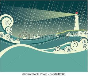 clipart storm