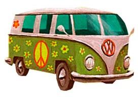 hippieauto