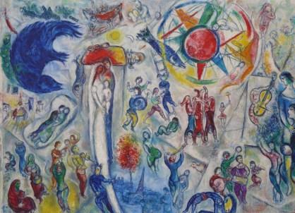 Chagall La vie