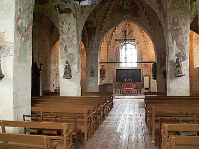 Church of the Holy Cross, Hattula