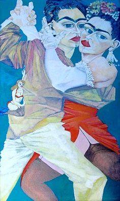 Frida Kahlo Tango