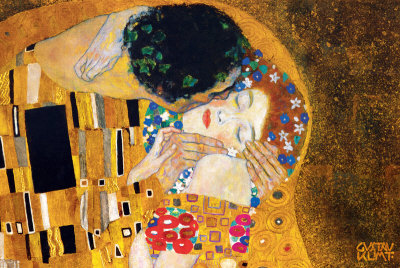 Klimt - The Kiss