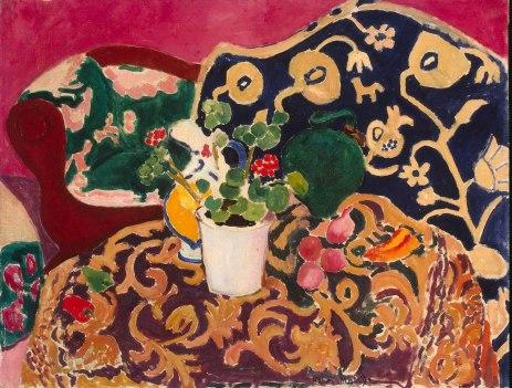 Matisse spanish still life