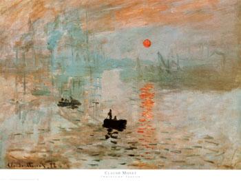Monet La mer