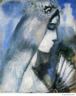 Chagall - Der Blaue Reiter