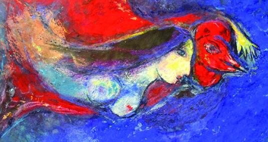 Chagall-Scenografie-del-Balletto-Aleko