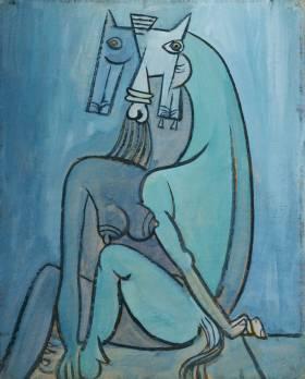 Wilfredo Lam Satan-1942