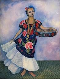 Diego Rivera business woman