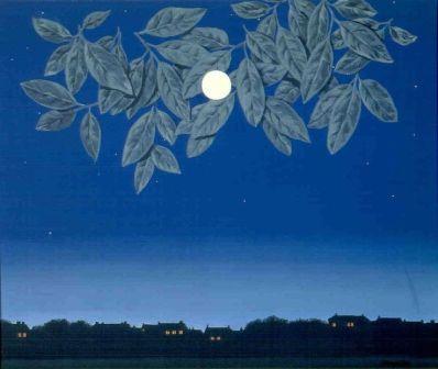 Magritte René, nuit