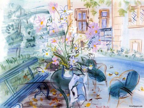 Raoul Dufy - Les couleurs de la vie