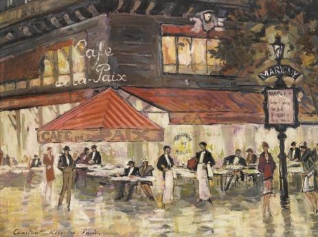 Café_de_la_paix Constant_Korovine_